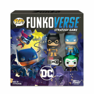 DC Comics Funkoverse bordspel Funko Pop