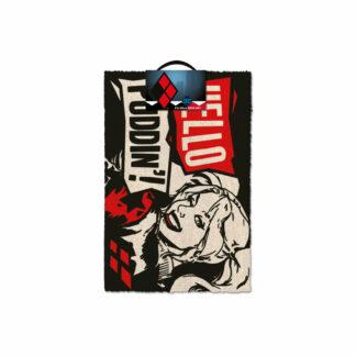 Harley Quinn Deurmat DC comics