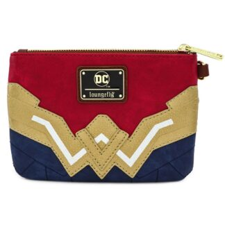 Wonder Woman DC Comics Loungefly Clutch