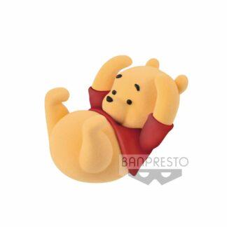 Winnie The Pooh Disney Banpresto Fluffy Puffy