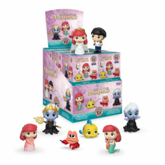 The Little Mermaid Funko Pop Mystery mini figures