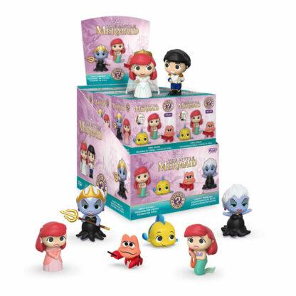 The Little Mermaid Funko Pop Mystery mini figures