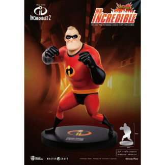 Mr. Incredible Incredibles 2 Beast Kingdom Master Craft statue