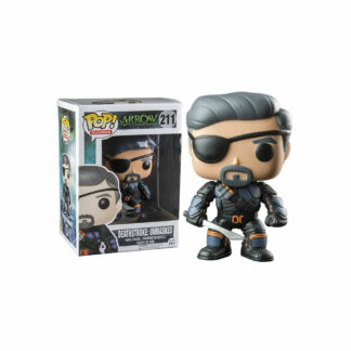 Arrow Funko Pop Deathstroke Unmasked DC Comics