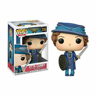 Etta Candy Wonder Woman Funko Pop DC Comics