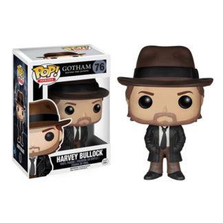 Funko Pop Harvey Bullock Gotham