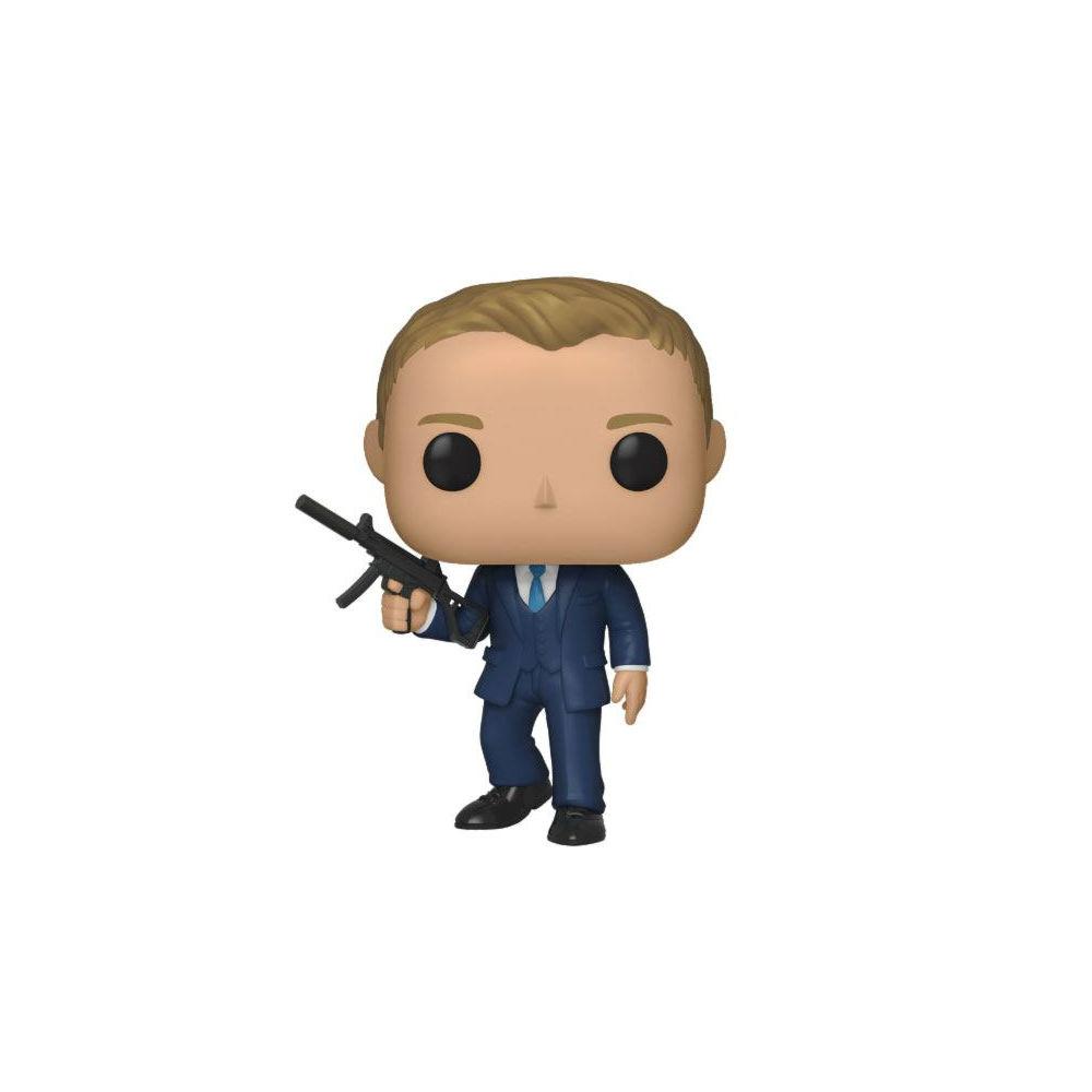 James Bond - Funko Pop Daniel Craig (Quantum Of Solace)