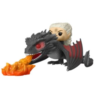 Funko Pop Game Of Thrones Daenarys on Drogon