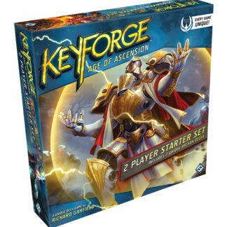 Keyforge starter Age Of Ascension