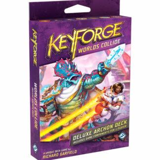 Keyforge Worlds Collide