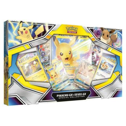 Pokémon Kikachu Eevee GX box