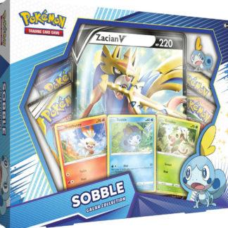 Pokemon Galar Galar Collection Sobble