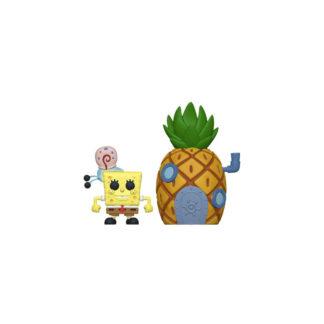 Funko Pop Spongebob and Pineapple house