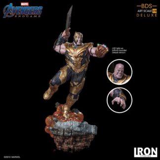 Iron Studios Endgame Thanos Statue