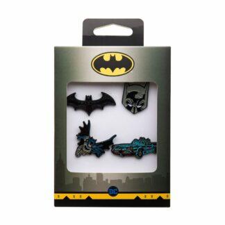 Batman 4 pins pack DC Comics
