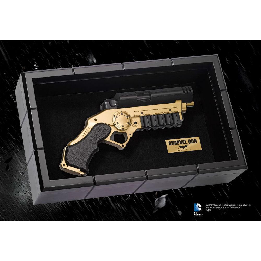 Batman - The Dark Knight Replica 1/1 Grapnel Gun