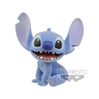 Disney Banpresto Fluffy Puffy Stitch