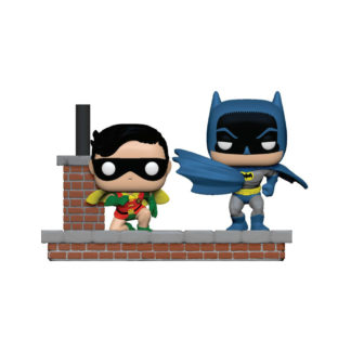 Funko Pop Movie Moment Batman Robin DC Comics 1964 Funko
