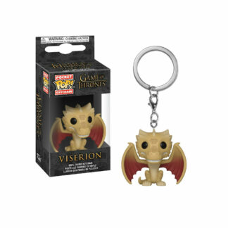 Viserion Funko Pop sleutelhanger Game Of Thrones
