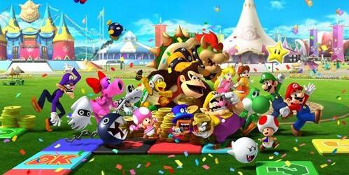 Mario Party top deel 2 (11 - 6) Nintendo