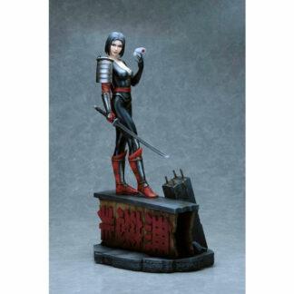 Katana DC Comics Statue Luis Royo