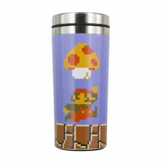 Mario Nintendo reisbeker travelmug