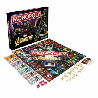Monopoly Avengers Marvel