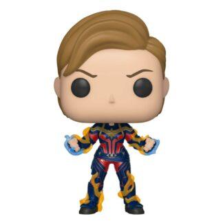 Funko Pop Captain Marvel New Hair