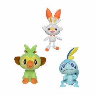 Pokemon Sobble knuffel