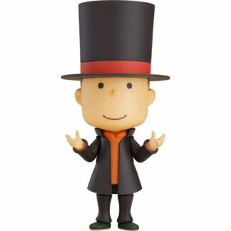 Professor Layton Nendoroid The Good Smile Company