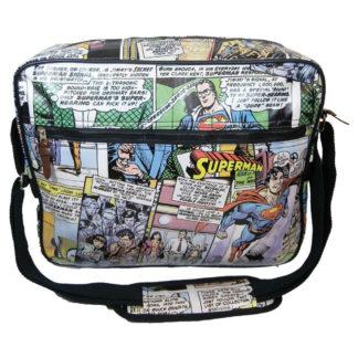 Superman Messenger Bag comic