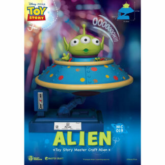 Toy Story Beast Kingdom Alien Statue