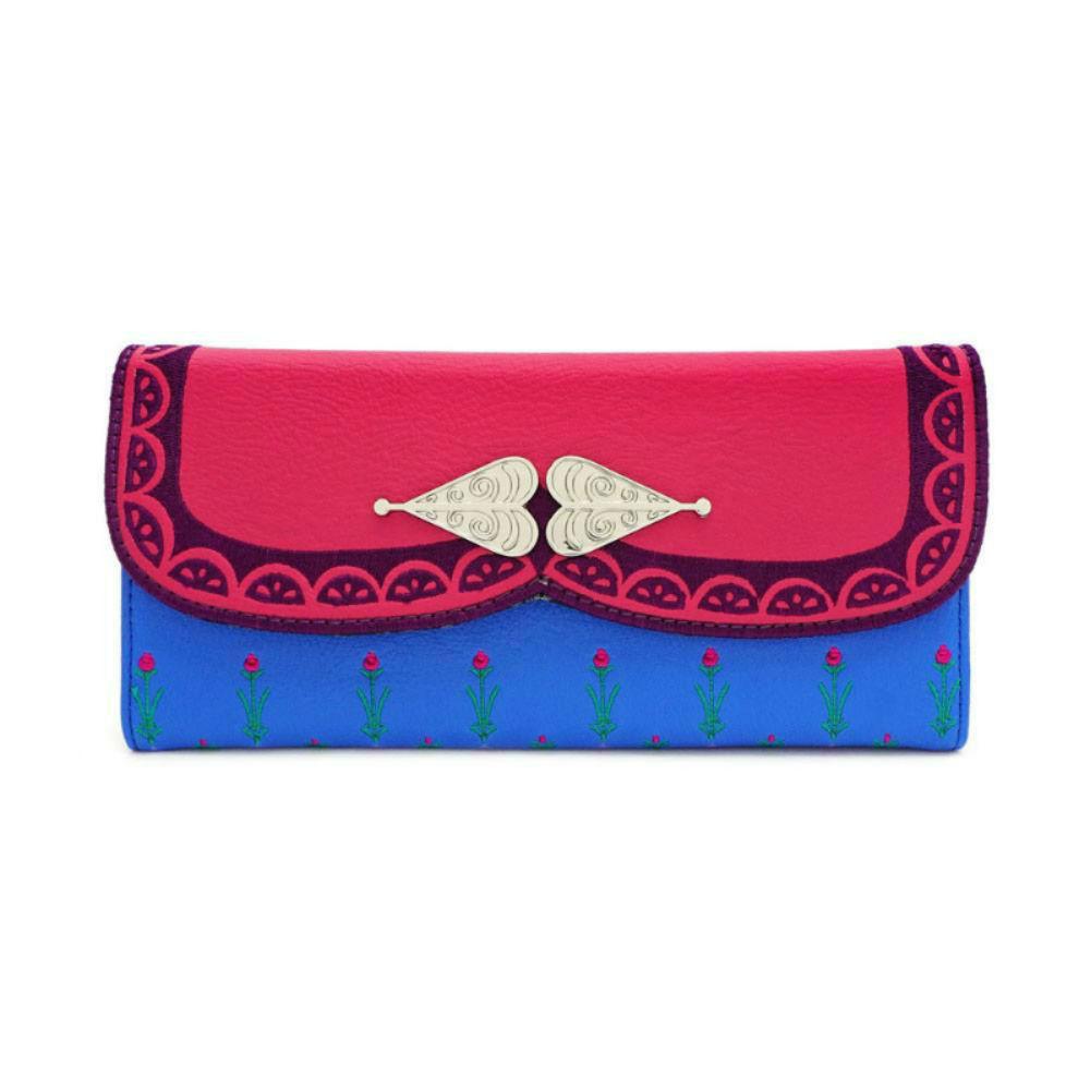 Anna Frozen 2 Disney Loungefly portemonnee