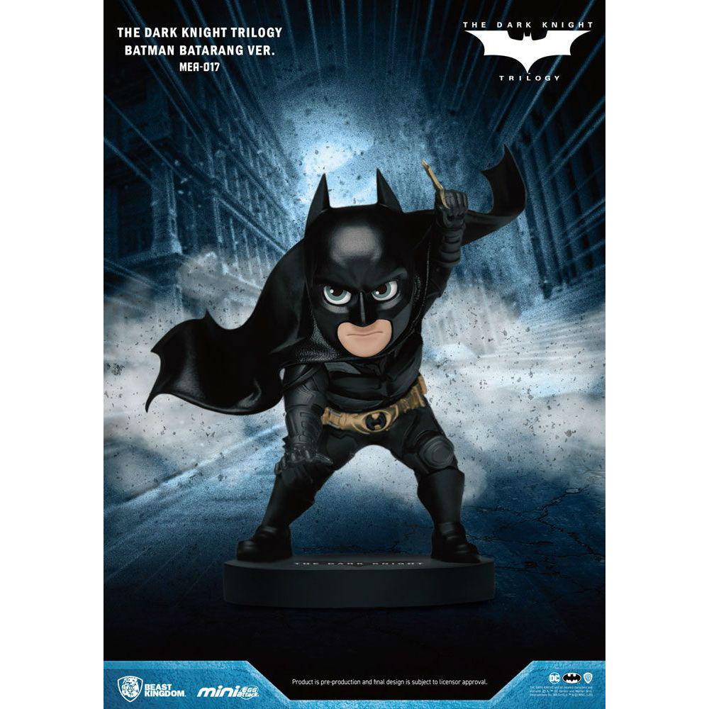 Batman - The Dark Knight Batman Batarang Egg Attack 8 cm