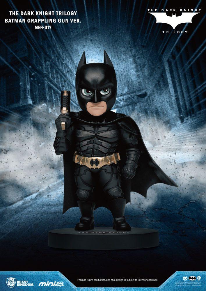 Batman - The Dark Knight Batman Grappling Gun Egg Attack 8 cm