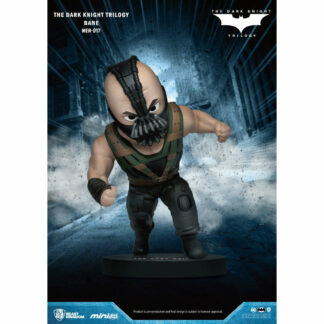 Batman DC COmics Bane Egg Attack