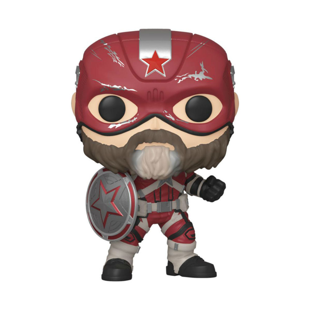 Red Guardian Funko Pop Marvel Black Widow