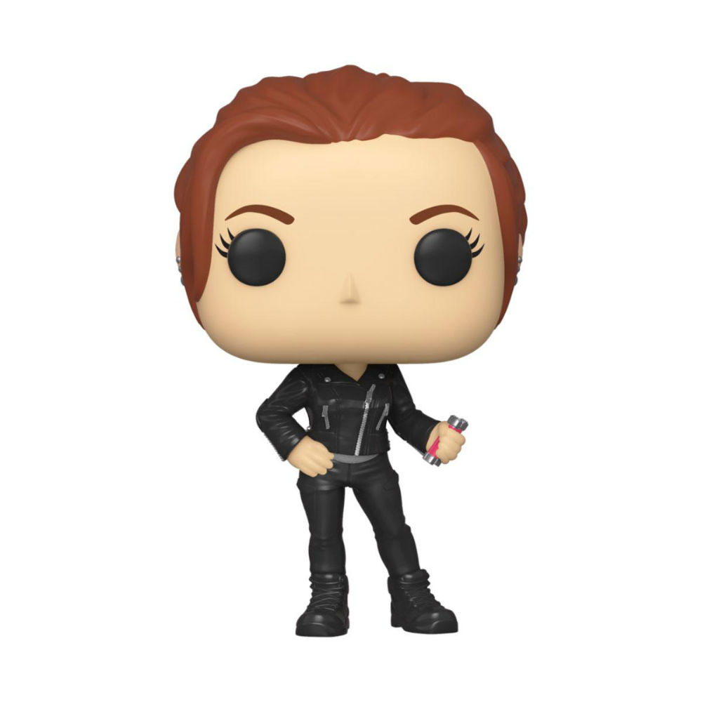 Black Widow Funko Pop Street Marvel