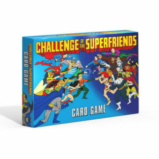 DC Comics kaartspel bordspel superhelden