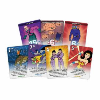 DC Comics kaartspel bordspel