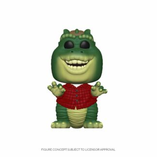 Earl Sinclair Dinosaurs Funko Pop