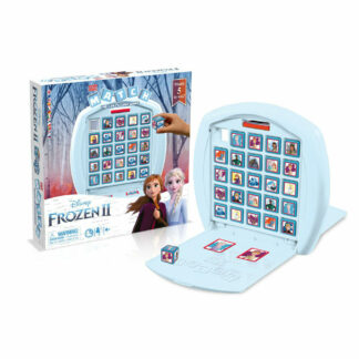 Frozen 2 Disney Match cube game