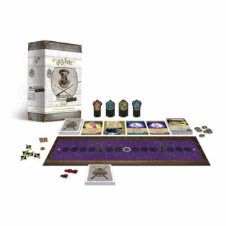 Harry Potter card game Hogwarts battle defence