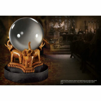 Harry Potter crystal ball divination