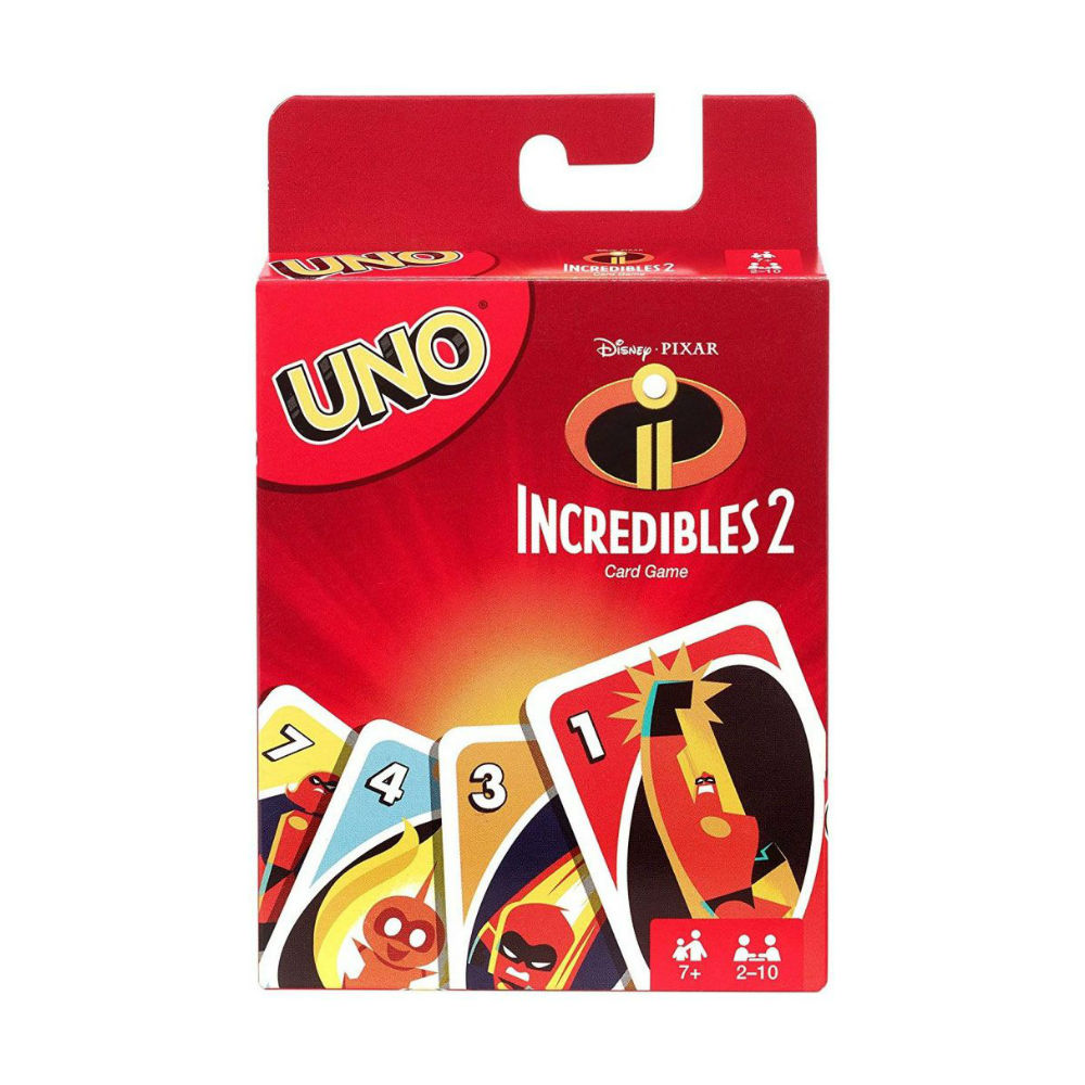 Incredibles 2 Uno spel