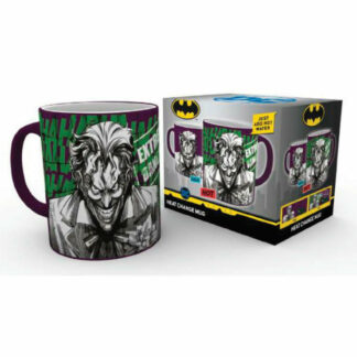 Heat change mok DC Comics Joker