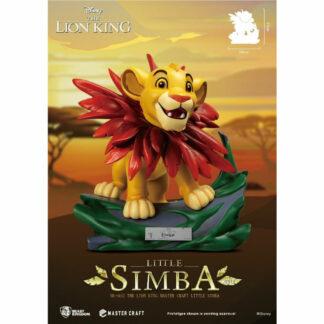 Little Simba Master Craft Statue Disney Lion King