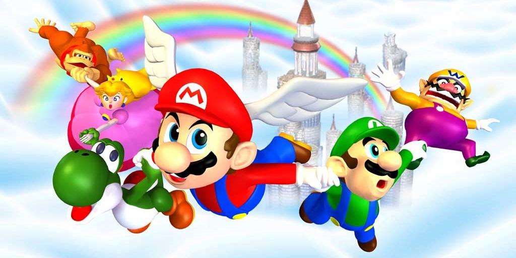 Mario Party deel 3 top Blog Nintendo Games