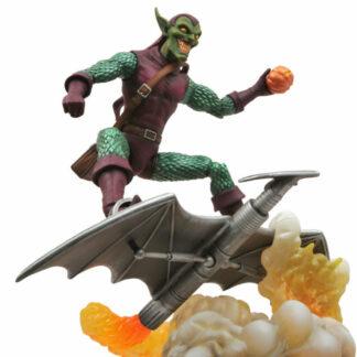 Marvel Spider-Man Disney Green Goblin Select Action Figure