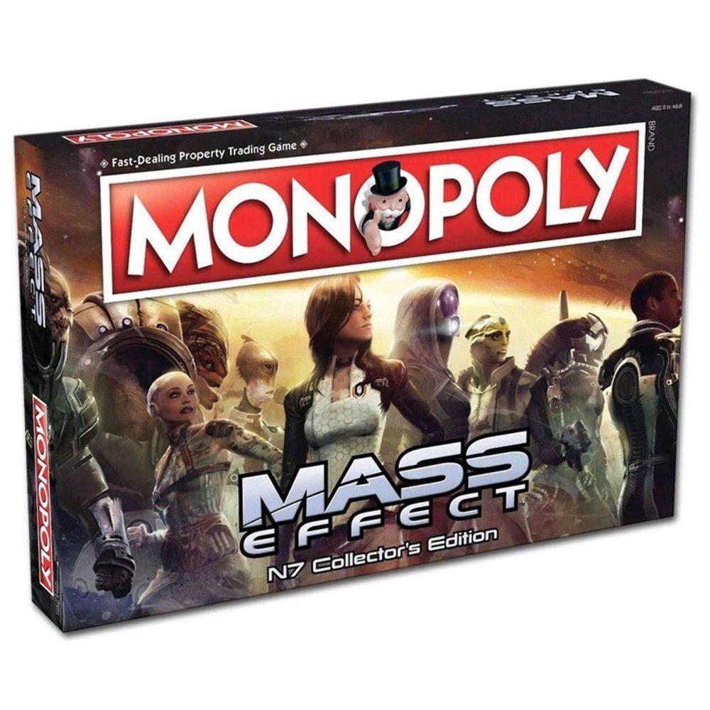 Mass Effect Monopoly bordspel